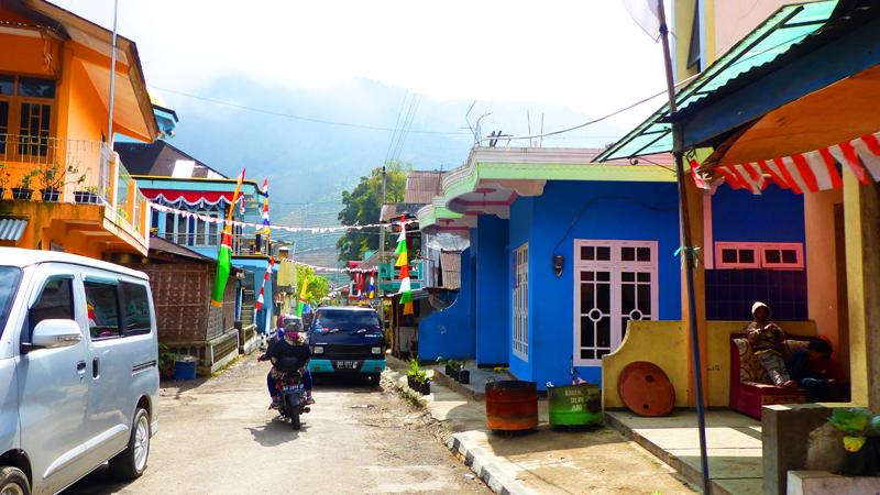 Dieng Plateau - Village