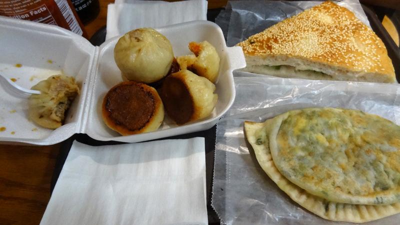 Vanessa's dumpling - China Town