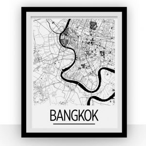 Bangkok - Carto-Boutique