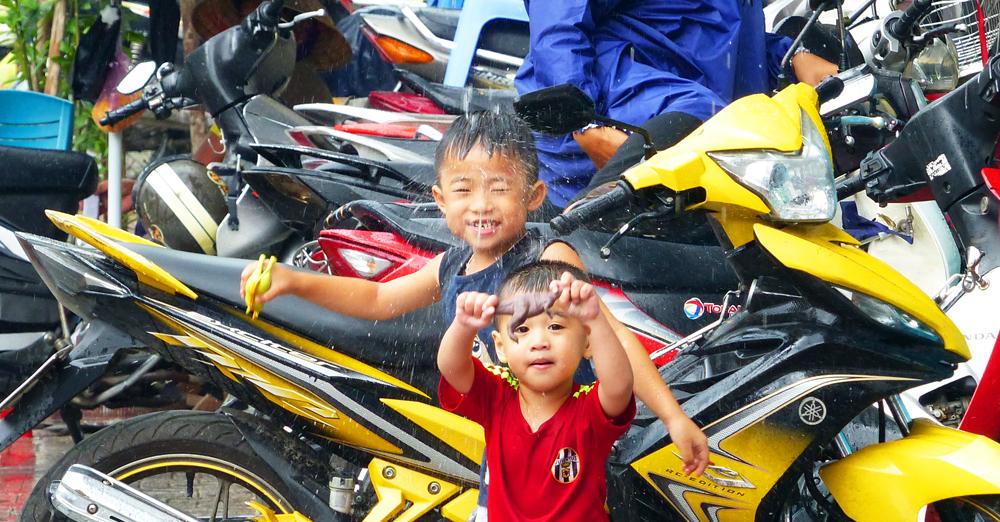 Quand partir au Vietnam - Meteo à Ho Chi Minh