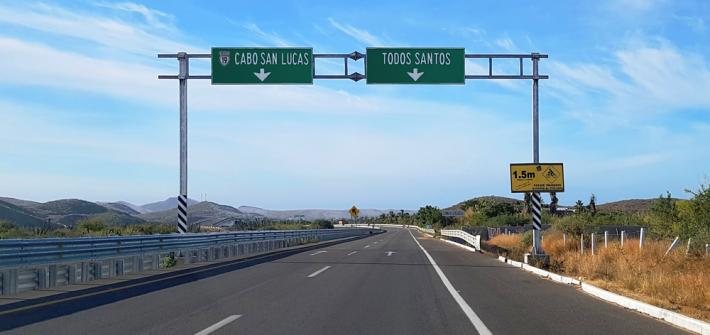 Basse-Californie du Sud - Mexique