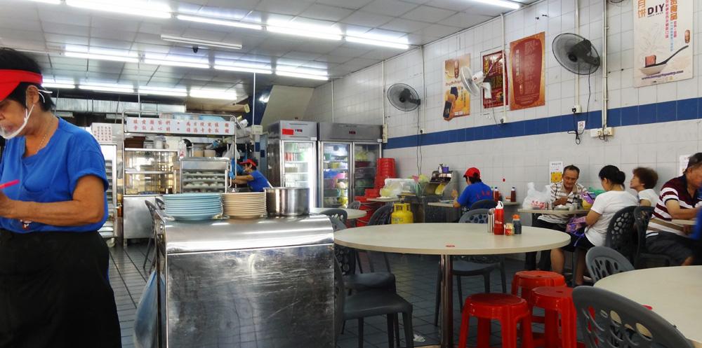 Où manger à Penang - Dim Sum