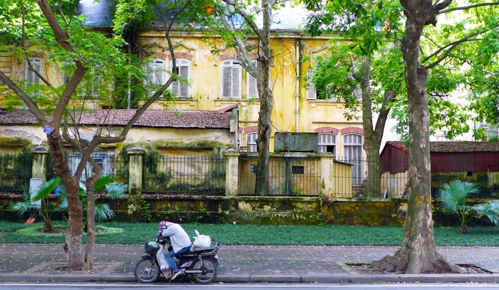 voyager plus d'une fois au meme endroit - Hanoi - Pitaya