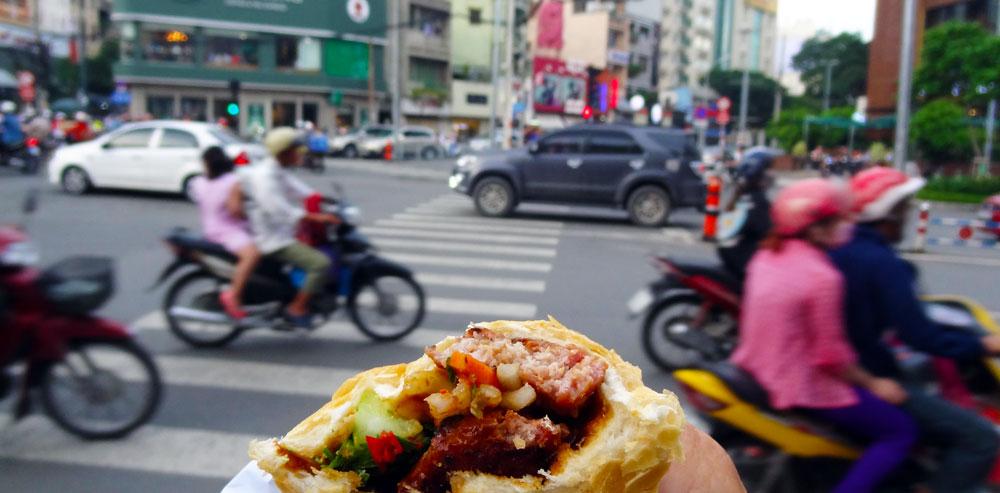 voyager plus d'une fois au meme endroit - Ho Chi Minh - Pitaya