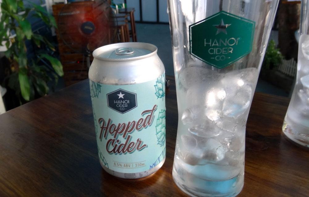 Hopped Cider au Vietnam